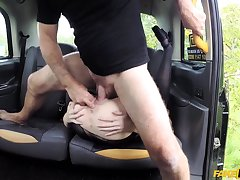 Vacant fit together gets the dick on the way home, and she loves well supplied