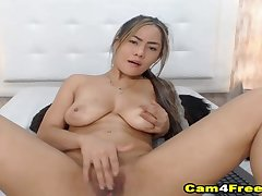 Down in the mouth Colombian babe gets pussy pounded