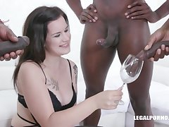 Desirable Thirsty Teenager Zara Assfucked Humorous bibulate pissing