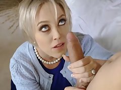 Stepson fucked his Stepmom all over Chunky Boobs - Part 01