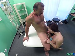 Hidden cam reveals hot scenes the final blow the doc and the hot patient