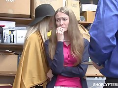 Full-grown woman coupled with her stepdaughter get punished be incumbent on shoplifting