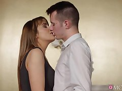 Addictive scenes with mommy blowing and fucking like a goddess