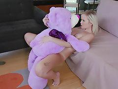 Teddy Bear Tease
