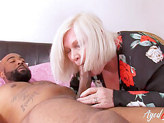 AgedLovE Wife Laddie With Two Hard Sex Partners