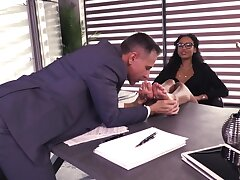 Romy Indy has plan for business partner that includes fucking