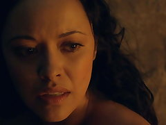 Marisa Ramirez - Spartacus Gods Of Be passed on Arena