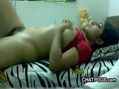 Racy Desi 19 Year Old Tramp