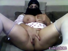 Arab Egypt 18Yo Girl On Webcam