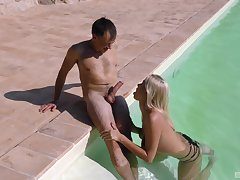 Nikky Dream adores soon her friend cum in her indiscretion after hard sex
