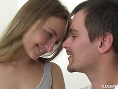 Lovely brunette wants on touching try every posible sex pretension with will not hear of friend