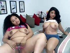 Black Bbw Microscopic Big Boobs Lesbian Toy Pussy Licking