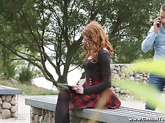 Nerdy white-hot head in glasses Mary Solaris turned everywhere repugnance insatiable anal screwy bawd